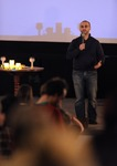 Rosario Picardo Speaking at Embrace Church - 5