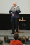 Dr. Ellsworth Kalas Preaching at Embrace Church - 2