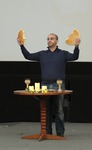 Rosario Picardo Celebrating Communion at Embrace Church - 2