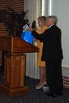 Bill and Carol Latimer at the Kalas Village Dedication Luncheon - 3