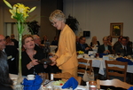 Carol Latimer at the Kalas Village Dedication Luncheon