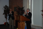 Bill Latimer Speaking at the Kalas Village Dedication Luncheon - 7