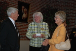 Bill and Carol Latimer with Joan Krupa at the Kalas Village Dedication Luncheon