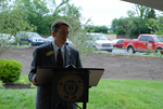 Dr. Tim Tennent Speaking at the Kalas Village Dedication - 2