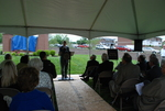 Dr. Tim Tennent Speaking at the Kalas Village Dedication - 5