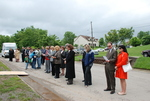 Bystanders at the Kalas Village Dedication - 4