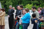 Bystanders at the Kalas Village Dedication - 5