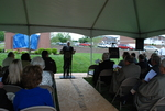 Bill Latimer Speaking at the Kalas Village Dedication - 5