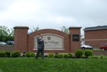 Dr. Tim Tennent Unveiling the Kalas Village Entrance Sign - 6