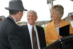 Bill and Carol Latimer at the Kalas Village Dedication - 2