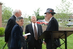 Conversation at the Kalas Village Dedication - 2