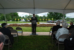 Dr. Tim Tennent Speaking at the Gallaway Village Groundbreaking - 2