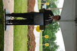 Dr. Tim Tennent Speaking at the Gallaway Village Groundbreaking - 4