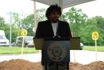 Ranjo Clements Speaking at the Gallaway Village Groundbreaking - 3