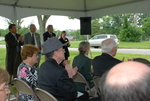 Guests at the Gallaway Village Groundbreaking