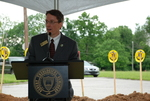 Dr. Tim Tennent Speaking at the Gallaway Village Groundbreaking - 5