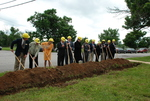 Breaking Ground on Gallaway Village - 5