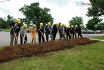 Breaking Ground on Gallaway Village - 9