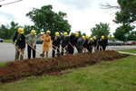 Breaking Ground on Gallaway Village - 11