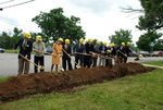 Breaking Ground on Gallaway Village - 14