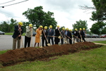 Breaking Ground on Gallaway Village - 17