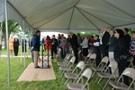 Dan Johnson Speaking at the Gallaway Village Groundbreaking - 5