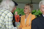 Joan Krupa, Ira Gallaway, and Carol Latimer at the Gallaway Village Groundbreaking