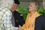 Joan Krupa, Ira Gallaway, and Carol Latimer at the Gallaway Village Groundbreaking - 2