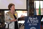 Dr. Geneva Silvernail Preaching in Orlando Chapel - 4