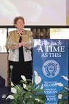 Dr. Geneva Silvernail Preaching in Orlando Chapel - 10