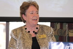 Dr. Geneva Silvernail Preaching in Orlando Chapel - 15