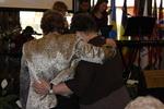 Dr. Geneva Silvernail Praying in Orlando Chapel - 3