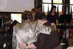 Dr. Geneva Silvernail Praying in Orlando Chapel - 5