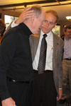 Dr. Bob Tuttle and Bill Tillman in Orlando Chapel