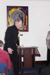 Dr. Bob Tuttle Leading Prayer in the Orlando Prayer Chapel - 2