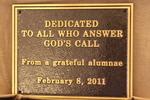 Orlando Prayer Chapel Sign - 3