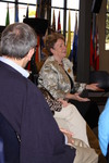 Dr. Geneva Silvernail Talking in the Orlando Chapel - 2
