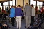 Prayer in the Orlando Chapel