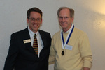 Dr. Tim Tennent and 2011 Golden Graduate Jim Stratton - 3