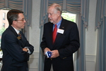 Dr. Tim Tennent and 2011 Golden Graduate James Ogan - 4