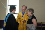 2011 Golden Graduate Jim and Colleen Stratton Meeting a 2011 Graduate - 2