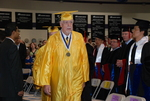 2011 Golden Graduates Jim Stratton and James Ogan at Graduation - 2