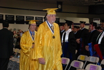 2011 Golden Graduates Jim Stratton and James Ogan at Graduation - 3