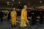 2011 Golden Graduates Jim Stratton and James Ogan at Graduation - 4