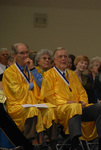 2011 Golden Graduates Jim Stratton and James Ogan at Graduation - 8