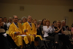 2011 Golden Graduates Jim Stratton and James Ogan at Graduation - 10