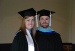 Kate and Rob Meeks at the Spring 2011 Graduation - 2