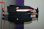 Doris Khalaf and Janice Huber at the Spring 2011 Graduation