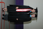 Doris Khalaf and Janice Huber at the Spring 2011 Graduation - 2
