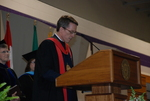 Dr. Tim Tennent Speaking at the Spring 2011 Graduation